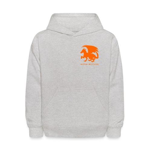 Nova Refuge Zygbar Badge Men's T-Shirt - Kids' Hoodie
