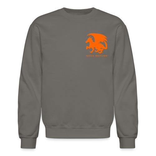 Nova Refuge Zygbar Badge Men's T-Shirt - Crewneck Sweatshirt