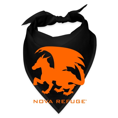 Nova Refuge Zygbar Badge Men's T-Shirt - Bandana