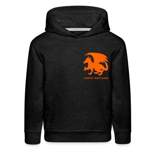 Nova Refuge Zygbar Badge Men's T-Shirt - Kids' Premium Hoodie
