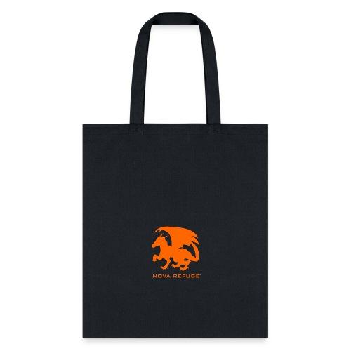 Nova Refuge Zygbar Badge Men's T-Shirt - Tote Bag