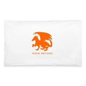 Nova Refuge Zygbar Badge Men's T-Shirt - Pillowcase