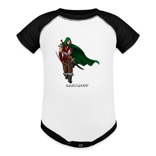 Wulfgard Wanderer Men's T-Shirt - Baby Contrast One Piece