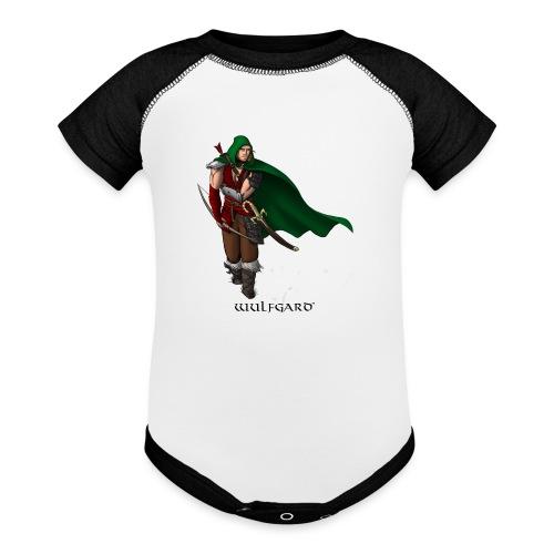 Wulfgard Wanderer Men's T-Shirt - Contrast Baby Bodysuit