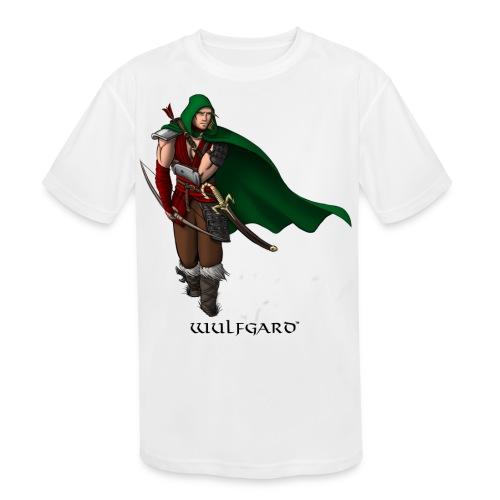 Wulfgard Wanderer Men's T-Shirt - Kid's Moisture Wicking Performance T-Shirt