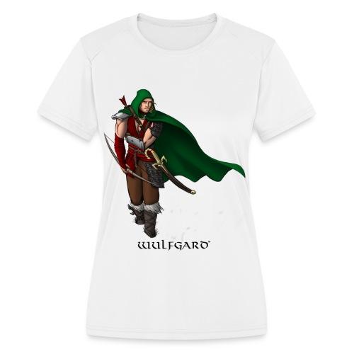 Wulfgard Wanderer Men's T-Shirt - Women's Moisture Wicking Performance T-Shirt