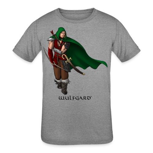 Wulfgard Wanderer Men's T-Shirt - Kid's Tri-Blend T-Shirt