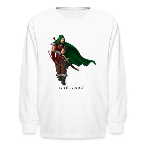 Wulfgard Wanderer Men's T-Shirt - Kids' Long Sleeve T-Shirt