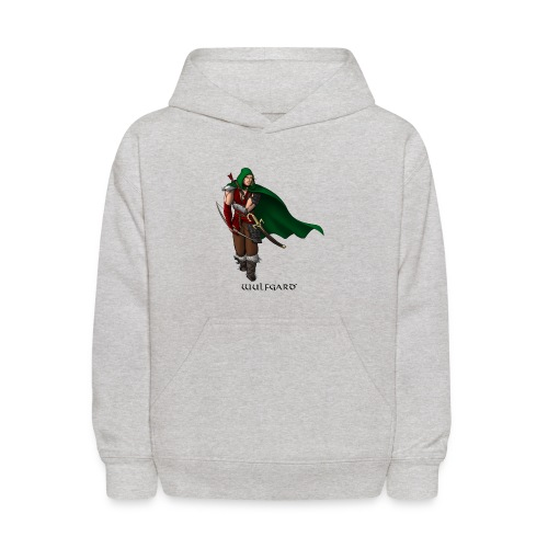 Wulfgard Wanderer Men's T-Shirt - Kids' Hoodie