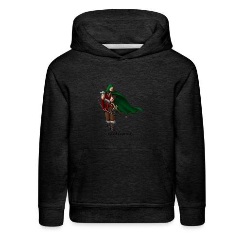 Wulfgard Wanderer Men's T-Shirt - Kids' Premium Hoodie
