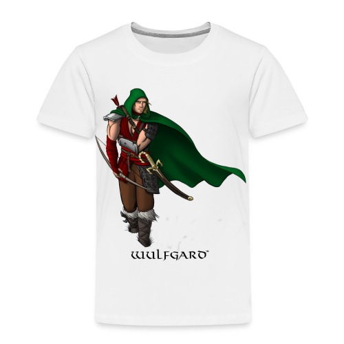 Wulfgard Wanderer Men's T-Shirt - Toddler Premium T-Shirt