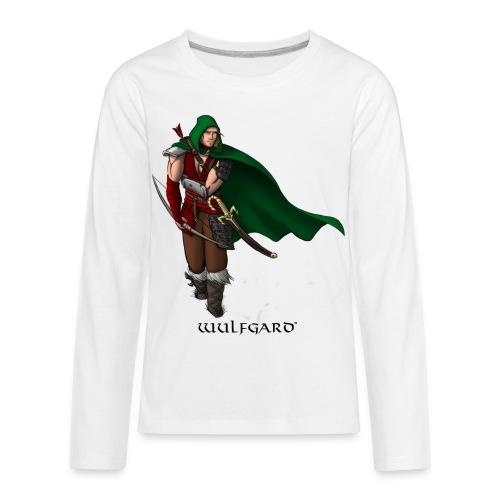 Wulfgard Wanderer Men's T-Shirt - Kids' Premium Long Sleeve T-Shirt