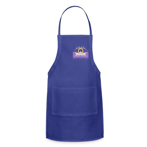 Nova Refuge Yavakaro Badge Men's T-Shirt - Adjustable Apron