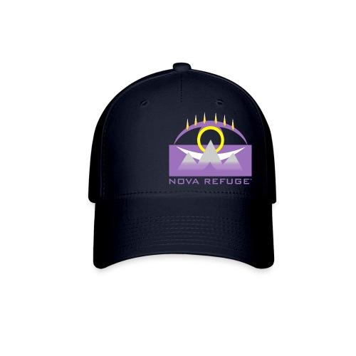 Nova Refuge Yavakaro Badge Men's T-Shirt - Baseball Cap