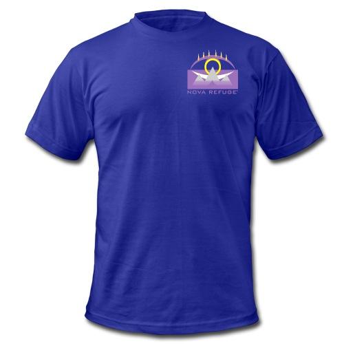 Nova Refuge Yavakaro Badge Men's T-Shirt - Men's  Jersey T-Shirt
