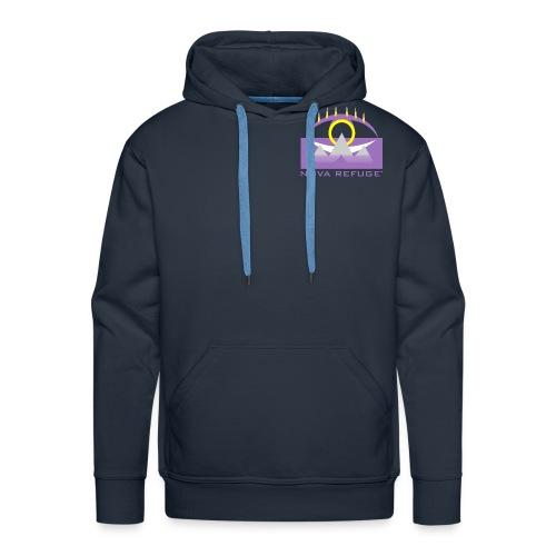 Nova Refuge Yavakaro Badge Men's T-Shirt - Men's Premium Hoodie