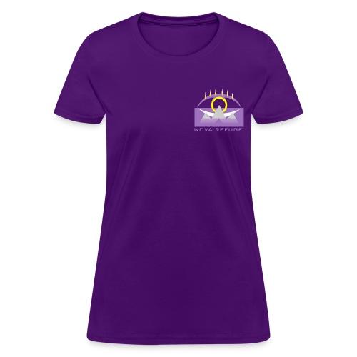 Nova Refuge Yavakaro Badge Men's T-Shirt - Women's T-Shirt
