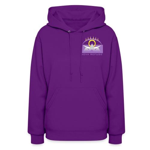 Nova Refuge Yavakaro Badge Men's T-Shirt - Women's Hoodie