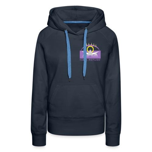 Nova Refuge Yavakaro Badge Men's T-Shirt - Women's Premium Hoodie