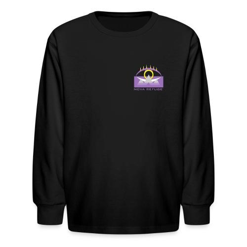 Nova Refuge Yavakaro Badge Men's T-Shirt - Kids' Long Sleeve T-Shirt