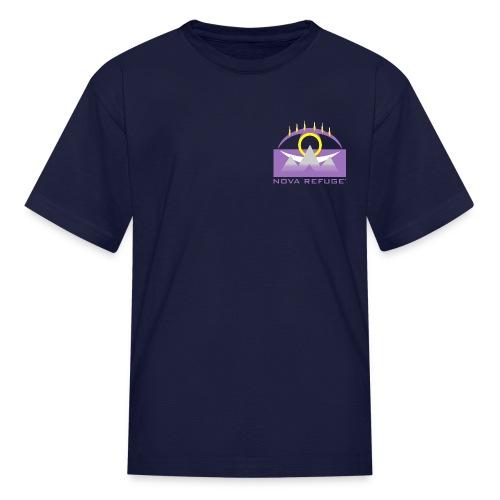 Nova Refuge Yavakaro Badge Men's T-Shirt - Kids' T-Shirt