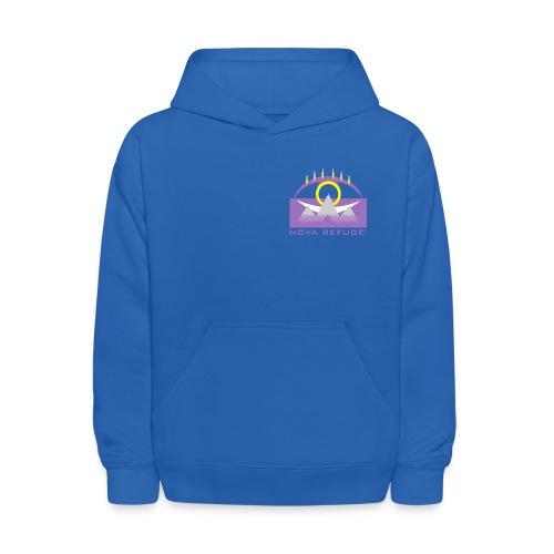 Nova Refuge Yavakaro Badge Men's T-Shirt - Kids' Hoodie
