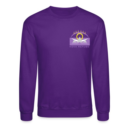 Nova Refuge Yavakaro Badge Men's T-Shirt - Crewneck Sweatshirt