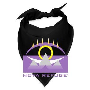 Nova Refuge Yavakaro Badge Men's T-Shirt - Bandana