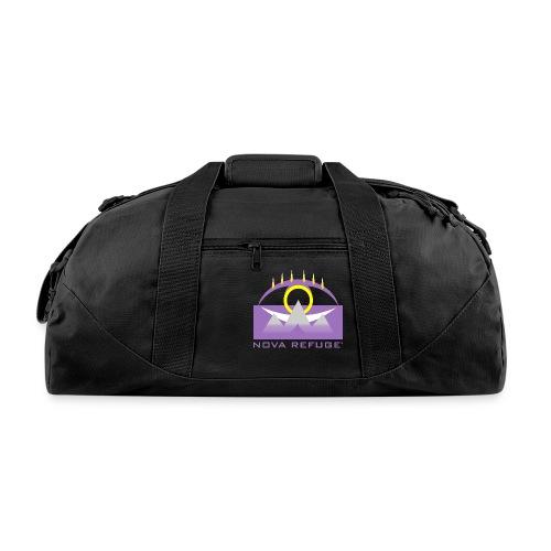 Nova Refuge Yavakaro Badge Men's T-Shirt - Duffel Bag