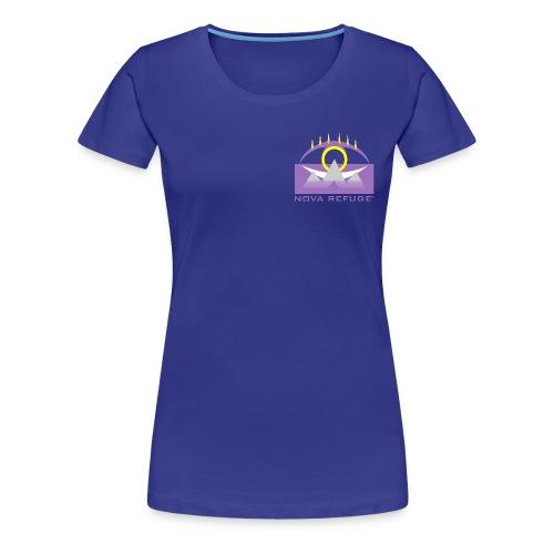 Nova Refuge Yavakaro Badge Men's T-Shirt - Women's Premium T-Shirt
