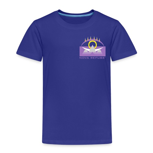 Nova Refuge Yavakaro Badge Men's T-Shirt - Toddler Premium T-Shirt