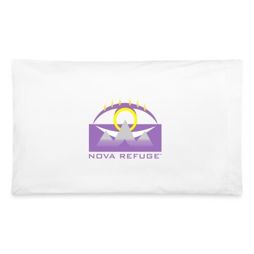 Nova Refuge Yavakaro Badge Men's T-Shirt - Pillowcase