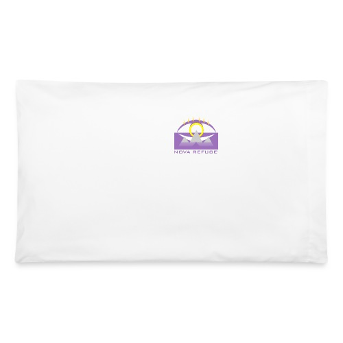 Nova Refuge Yavakaro Badge Men's T-Shirt - Pillowcase 32'' x 20''