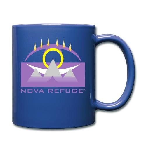 Nova Refuge Yavakaro Badge Men's T-Shirt - Full Color Mug