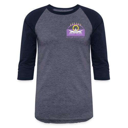 Nova Refuge Yavakaro Badge Men's T-Shirt - Baseball T-Shirt