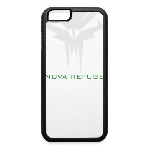 Nova Refuge Grimm's Army Badge Men's T-Shirt - iPhone 6/6s Rubber Case