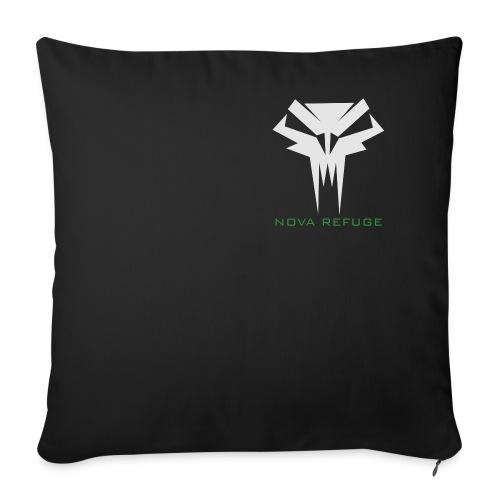 Nova Refuge Grimm's Army Badge Men's T-Shirt - Throw Pillow Cover