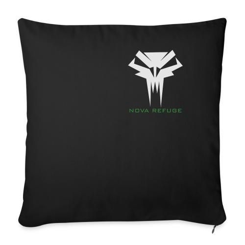 "Nova Refuge Grimm's Army Badge Men's T-Shirt - Throw Pillow Cover 18"" x 18"""