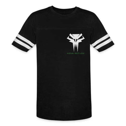 Nova Refuge Grimm's Army Badge Men's T-Shirt - Vintage Sport T-Shirt