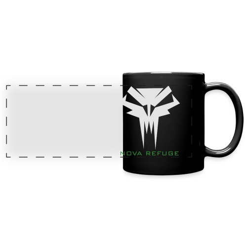 Nova Refuge Grimm's Army Badge Men's T-Shirt - Full Color Panoramic Mug