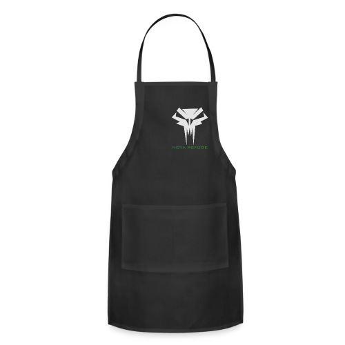 Nova Refuge Grimm's Army Badge Men's T-Shirt - Adjustable Apron