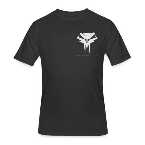 Nova Refuge Grimm's Army Badge Men's T-Shirt - Men's 50/50 T-Shirt