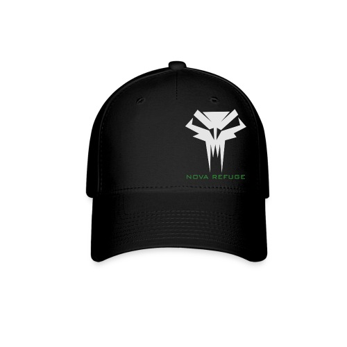 Nova Refuge Grimm's Army Badge Men's T-Shirt - Baseball Cap