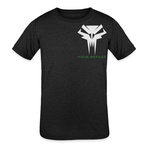 Nova Refuge Grimm's Army Badge Men's T-Shirt - Kids' Tri-Blend T-Shirt