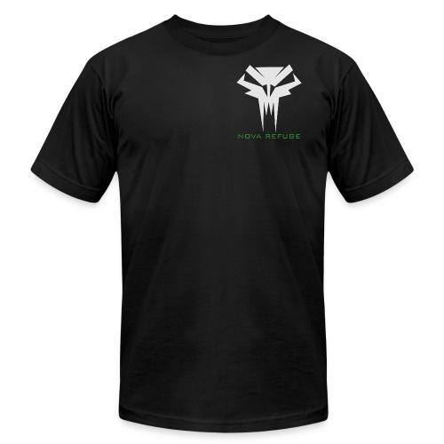 Nova Refuge Grimm's Army Badge Men's T-Shirt - Men's Fine Jersey T-Shirt