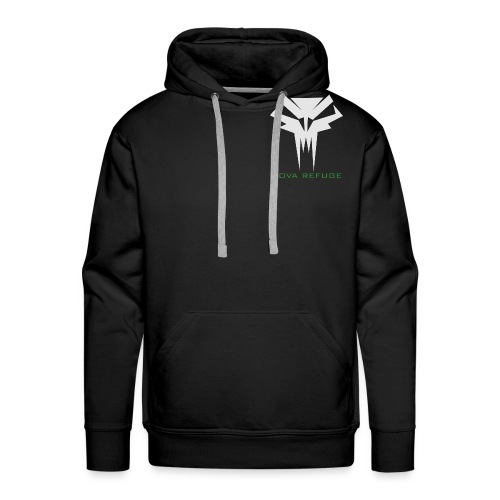 Nova Refuge Grimm's Army Badge Men's T-Shirt - Men's Premium Hoodie