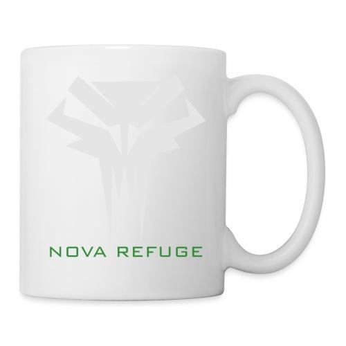 Nova Refuge Grimm's Army Badge Men's T-Shirt - Coffee/Tea Mug