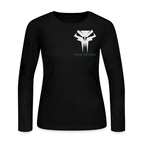 Nova Refuge Grimm's Army Badge Men's T-Shirt - Women's Long Sleeve Jersey T-Shirt
