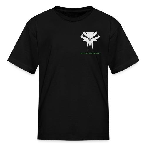 Nova Refuge Grimm's Army Badge Men's T-Shirt - Kids' T-Shirt