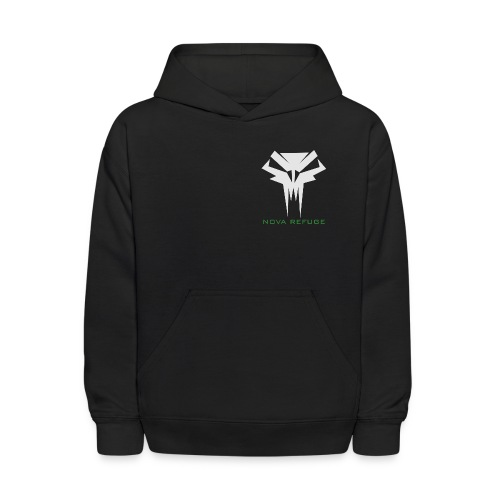 Nova Refuge Grimm's Army Badge Men's T-Shirt - Kids' Hoodie